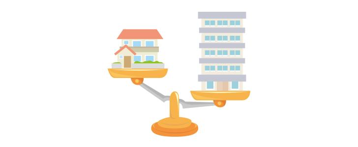 不動産投資の方法はマンションだけじゃない?